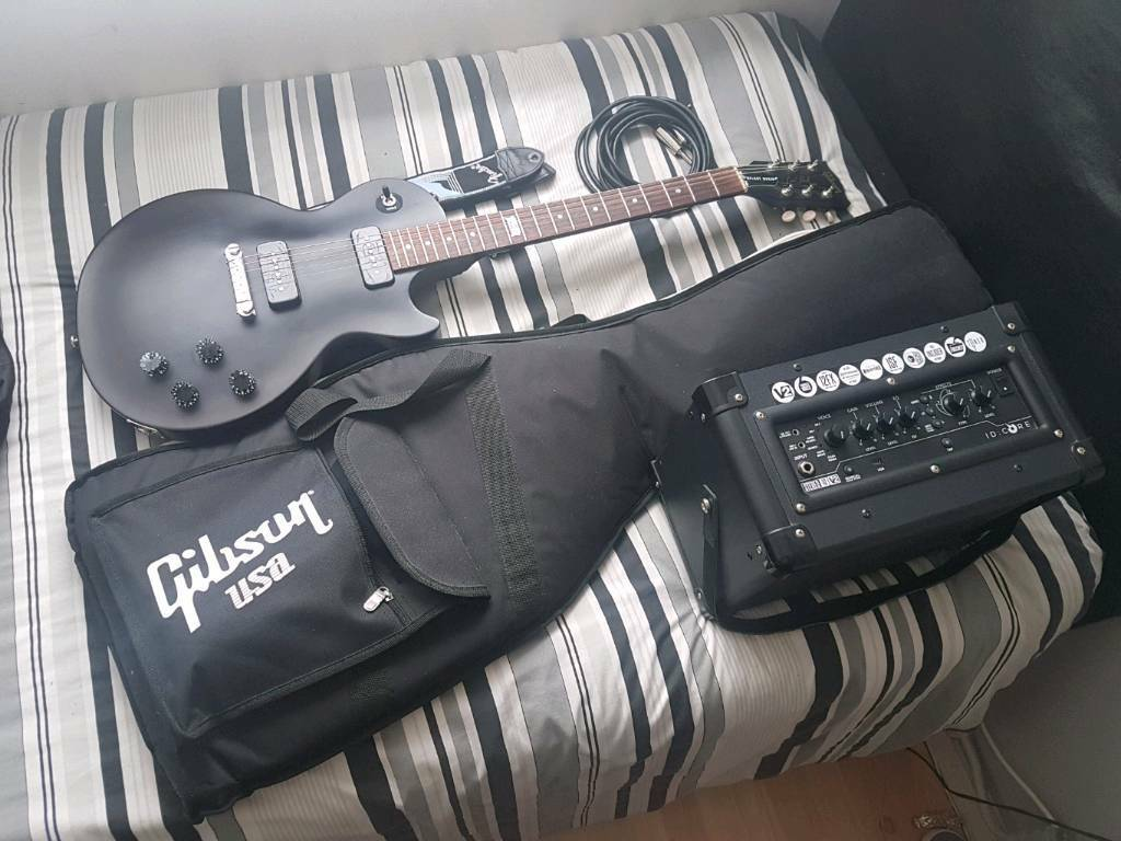 Gibson USA 2014 Les Paul Melody Maker (Limited Edition) - Bundle | in  Woodford Green, London | Gumtree