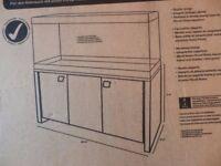 Fluval Roma 240 Aquarium Cabinet in Oak
