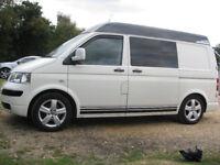 Transporter T5 Camper Van (low milage and price reduced)