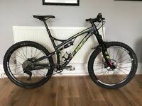 Whyte T 130 RS mountain bike