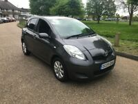 2009/09 TOYOTA YARIS 1.3 TR ONLY £30 ROAD TAX 2 F KEEPERS SERVICE HISTORY YEARS MOT
