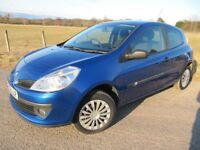 Renault Clio 1.2 Extreme only 53,000 MILES WITH FULL DEALER S/HISTORY ~ YEARS MOT ~ NO ADVISES VGC