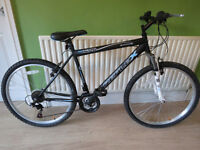 MENS MOUNTAIN BIKE, REFLEX FREE CLIME, GREAT CONDITION.