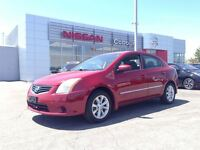 2012 Nissan Sentra S, Cruise, Alloys, Heated Seats