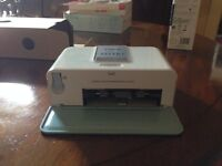 Compact Canon photo printer - Selphy CP510 - Collection and cash only