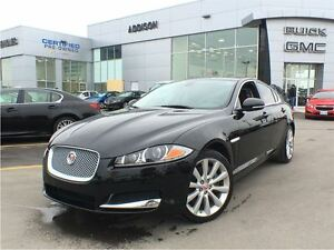 2014 Jaguar XF 3.0L all wheel drive