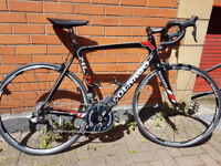 COLNAGO AC-R Carbon Road Bike,Ultegra DI2,Dura Ace Wheels,Rotor Cranks,Specialised,Trek,Giant,Focus