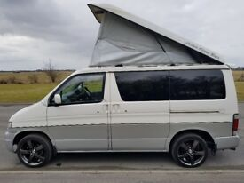 Mazda Bongo Campervan 5 berth 6 seat with kitchen & electric roof,fully loaded & stunning throughout