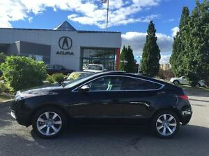 2011 Acura ZDX TECHNOLOGY PACKAGE NAVI SH-AWD 1 OWNER