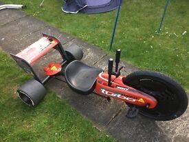 Turbo twist 360 kids Go cart- pedal
