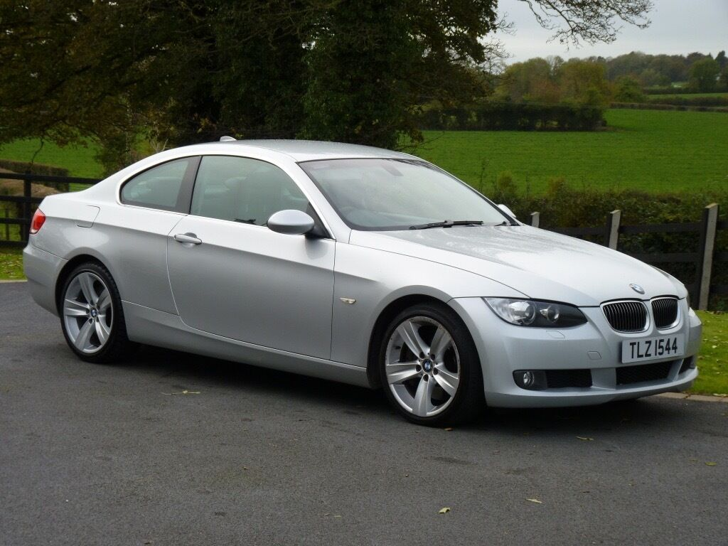 2007 bmw 330d se coupe diesel 246 bhp in banbridge county down gumtree. Black Bedroom Furniture Sets. Home Design Ideas
