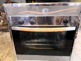 Eno gas boat oven with grill