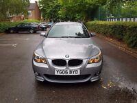 BMW 520d Touring Estate, M Sport, Mint condition, Leather interior, Automatic