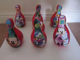 Disney Soft Play skittles