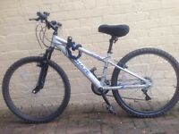 APOLLO PHASE mountain bike + Abus Chain Lock ( Decathlon) + Seat Cover in £ 85 - Just 2 months old