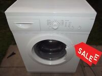 CURRYS ESSENTIAL 6KG WASHING MACHINE FULLY REFURBISHED COMES WITH 3 MONTHS WARRANTY