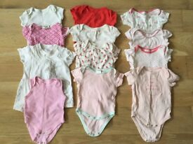 0-3 months baby girl clothes (clearance)