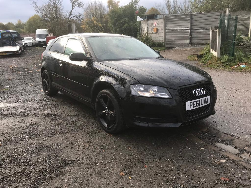 2011 AUDI A3 1 6 PETROL  (Spares or repairs due to slight misfire) | in  Bolton, Manchester | Gumtree
