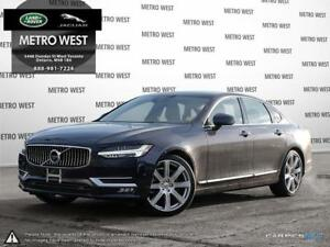 2017 Volvo S90 T6 Inscription-Conv|Clim|Vision|HUD|0.0%for60Mont