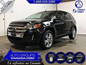 2013 Ford Edge SEL AWD + Toit Pano + Camera + Mags