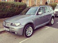 BMW X3 3.0 30sd M Sport 5dr AUTO