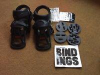 Burton Freestyle bindings
