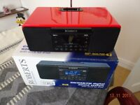 ROBERTS MP-Sound 43 DAB Radio with CD Player