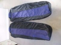 Hi-Gear Micro Dot Sleeping Bags x 2 - Minus six degrees