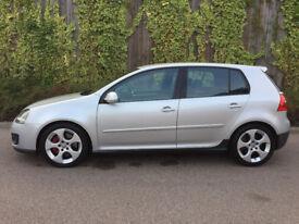 VW GOLF + 2.0 GTI TURBO + 2005 + 6 SPEED MANUAL + SAT NAV