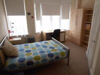 Double room with ensuite in shared house
