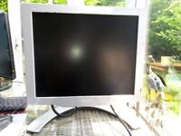 Philips 17 inch computer monitor