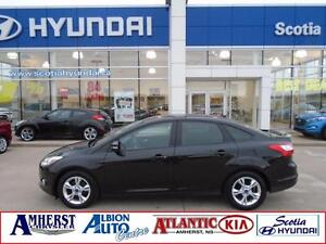2013 Ford Focus SE MANUAL NEW TIRES Tinted Windows