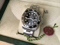 Swiss Rolex Submariner Automatic Watch
