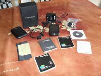 Blackberry Torch 9800 - GB Charcoal (O2 Unlocked) smartphone