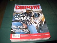 COUNTRY MUSIC PEOPLE MAGAZINE JUNE 2006 CHRIS CAGLE COVER EDDY ARNOLD CHUCK WICKS KATHY MATTEA