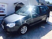 VOLKSWAGEN POLO 1.4 ONLY 57K MILES FSH £2895!!