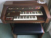 Eminent T260 Organ 1986