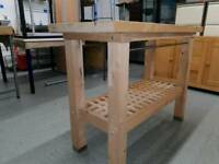 Solid Wood kitchen Island/Table