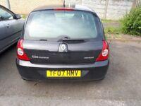 2007 Renault Clio Spares/Repairs £300 ono