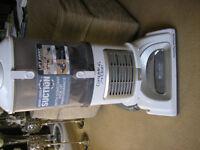 Morphy Richards upright swivel vacuum cleaner