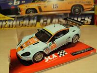 SCX Aston Martin DBR9 Le Mans 08.Works with Scalextric.Brand New Boxed.