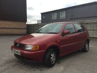 Volkswagen Polo 1.4CL 5dr