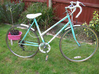 LADIES TOWNSEND RACER ONE OF MANY QUALITY BICYCLES FOR SALE