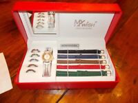 My Wish Collezioni Strap Change And Face Change Watch