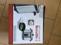 Breville 1.8 litre rice cooker and steamer