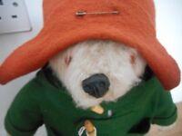 VINTAGE PADDINGTON BEAR by GABRIELLE (1970s)