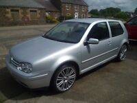 GOLF 1.9 GT TDI,,6 SPEED,,3 DOOR,,PART EXCHANGE TO CLEAR,,NO MOT