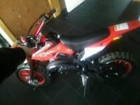 50cc dirtbike