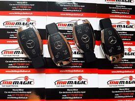 High Quality Mercedes Benz Smart Key 3 button 433MHZ (1997-2012)