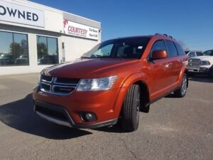 2014 Dodge Journey R/T | Bluetooth Connect | Rear View Camera